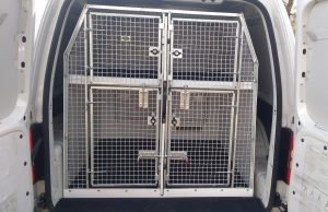 Lintran Dog Cages - Used by Knowle Dog Walker